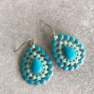 Stella and Dot Drop Earrings